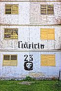 Image of Ernesto Che Guevara in Cabanas, Artemisa, Cuba.