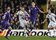 Tottenham Hotspur v Fiorentina - Europa League Round of 32 - 25/02/2016