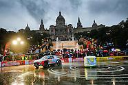 Spain- World Rally Championships Rallye De Catalogne 13 Oct 2016