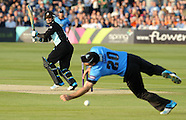 Sussex CCC v Surrey CCC T20 16/05/2014