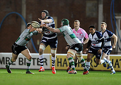 Bristol Rugby's Ryan Jones  - Photo mandatory by-line: Joe Meredith /JMP - Mobile: 07966 386802 - 06/03/2015 - SPORT - Rugby - Bristol - Ashton Gate - Bristol Rugby v Nottingham Rugby - Greene King IPA Championship