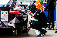 Dempsey - Proton Racing Porsche 911 RSR (2016) with drivers Richard Lietz and Michael Christensen | 2016 FIA World Endurance Championship | Silverstone Circuit | England |17 April 2016. Photo by Jurek Biegus.