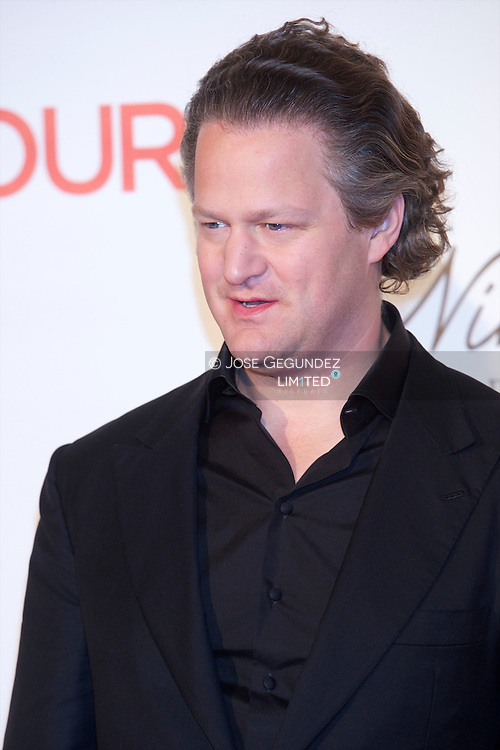 Florian Henckel Von Donnersmarck attends 'The Tourist premiere at Palacio de los Deportes on December 16, 2010 in Madrid, Spain