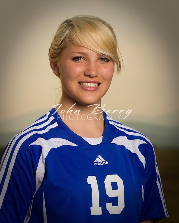 Date: 04 15, 2010,  MCHS Varsity Girls Soccer poster