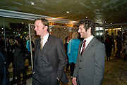 MICHAEL SHEEN; RUPERT PENRY-JONES, South Bank Show Awards, Dorchester Hotel, Park Lane. London. 20 January 2009