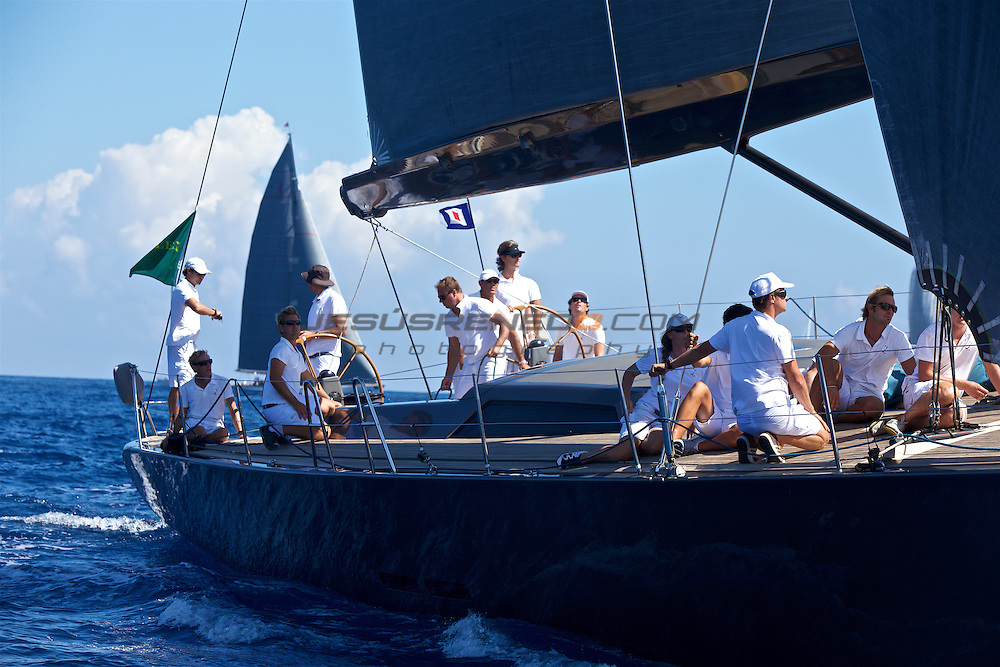 Rolex maxi world championships 2013, final day