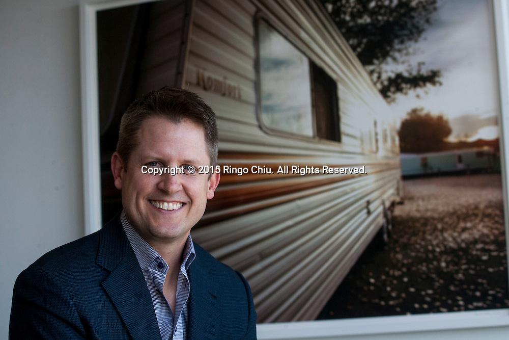 Rick Eiserman, CEO of Trailer Park Inc.