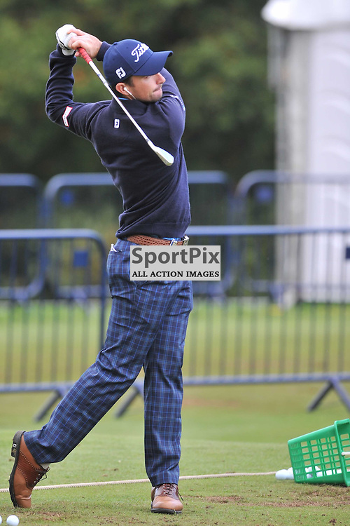 Gary, Stal France, British Masters, European Tour, Woburn Golf Course Friday 9th October 2015.