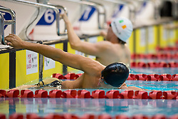 RUS, GRANICHKA Andrei (S6)  at 2015 IPC Swimming World Championships -  Men's 400m Freestyle S6