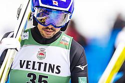February 8, 2019 - Lahti, Finland - Yoshito Watabe competes during Nordic Combined, PCR/Qualification at Lahti Ski Games in Lahti, Finland on 8 February 2019. (Credit Image: © Antti Yrjonen/NurPhoto via ZUMA Press)