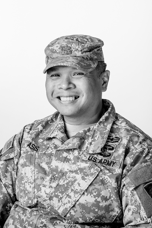 Asis Benson, United States Army, 1988 - present, Major, USAREUR