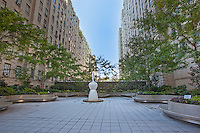 Courtyard at 322 West 57th Street