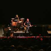 Bruce Springsten and The E Street Band play The Key Arena, Seattle, WA on 3-29-2008.