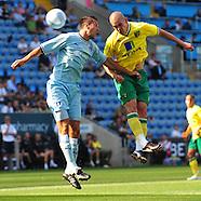 Coventry City v Norwich City 300711
