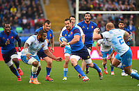 Scott SPEDDING - 15.03.2015 - Rugby - Italie / France - Tournoi des VI Nations -Rome<br /> Photo : David Winter / Icon Sport