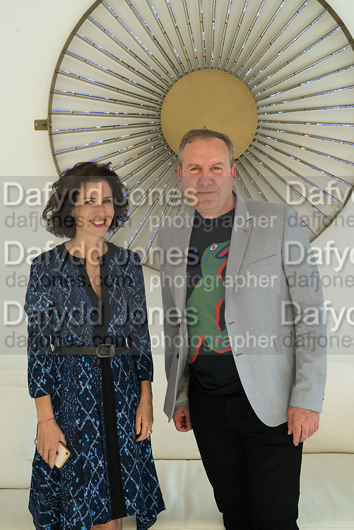MOLLIE DENT-BROCKLEHURST; MARK DAVY, Mollie Dent-Brocklehurst and Mark Davy host an evening in celebration of Future/Pace. London SW6, May 22 2018