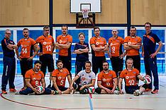 20171007 NED: Portret zitvolleybalteam Oranje mannen 2017-2018, Doorn
