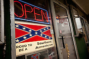 Confederate and racist Red Neck Shop Laurens, SC