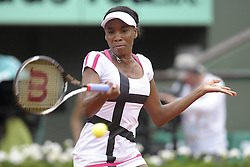 Venus Williams  competing in the French Open, at Roland Garros, Paris , May, 2012 , Photo by: Imago / i-Images