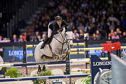 Van Der Vleuten Maikel, NED, Dana Blue<br /> Jumping International de Bordeaux 2020<br /> © Hippo Foto - Dirk Caremans<br />  08/02/2020