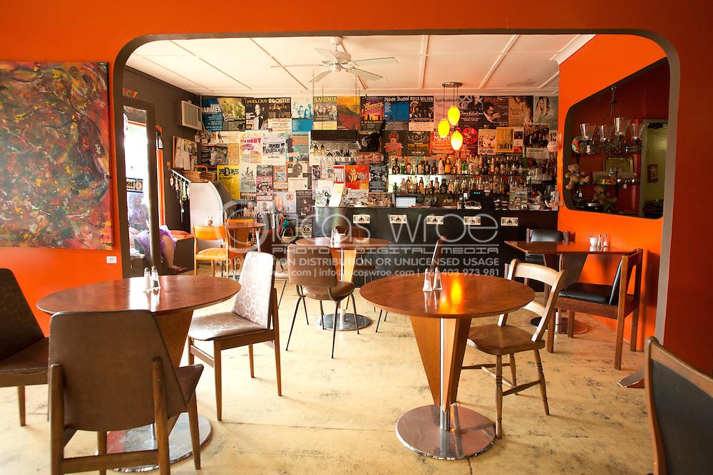 Kai Lounge, 9 Main Street, Moore, Queensland, Australia, 4306. 21/04/2012. Photo By Lucas Wroe.