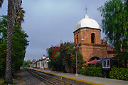 Amtrak Train Station in San Juan Capistrano