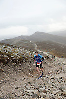 07/11/2015 repro free :  Scott Graham, Wicklow  in the Westport Sea2Summit adventure race  Photo:Andrew Downes, xposure