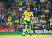 Norwich City's Ivo Pinto during the EFL Sky Bet Championship match between Norwich City and Hull City at Carrow Road, Norwich, England on 14 October 2017. Photo by John Marsh.