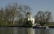 2003 - Rowing - Henley Boat Races (Women's varsity Boat Race).Temple  Island Rowing Courses, Henley Reach