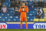 Bristol City goalkeeper Max O'Leary (24) during the EFL Sky Bet Championship match between Millwall and Bristol City at The Den, London, England on 30 April 2019.
