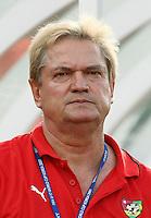 Fussball International U17 WM  Costa Rica 1-1 Togo TOG Trainer Paul Sauter (GER)