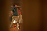 072410-Evergreen, COLORADO-jazzfest-Couples dance with the Carl Sonny Leyland Trio plays during the 2010 Evergreen Jazz Fest Saturday, July 24, 2010 at the Elks Ballroom..Photo By Matthew Jonas/Evergreen Newspapers/Photo Editor