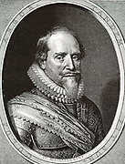 Prince Maurice of Nassau, Prince of Orange (1567-1625) was Sovereign of the Netherlands, from 1618, on the death of his eldest half brother, Prince William, Prince of Orange.  Maurice was stadtholder of the United Provinces of the Netherlands from 1585 till his death in 1625.  He organised the rebellion against Spain into a coherent, successful revolt.  Re reorganised the Dutch States Army together with William Lodewijk, studied military history, strategy and tactics, mathematics and strategy and astronomy and proved to be among the best strategists of his age.  His victories in the battles at Turnhout and Nieuwpoort earned him military fame.