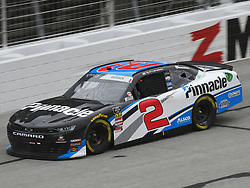 February 23, 2019 - Hampton, GA, U.S. - HAMPTON, GA - FEBRUARY 23: Tyler Reddick, Richard Childress Racing, Chevrolet Camaro Pinnacle Financial Partners (2) races through the corner during the Xfinity Series Rinnai 250 on February 23, 2019, at Atlanta Motor Speedway in Hampton, GA.(Photo by Jeffrey Vest/Icon Sportswire) (Credit Image: © Jeffrey Vest/Icon SMI via ZUMA Press)