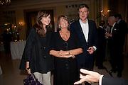 INDIA JANE BIRLEY; LADY ANNABEL GOLDSMITH; ZAC GOLDSMITH, Book launch of Lady Annabel Goldsmith's third book, No Invitation Required. Claridges's. London. 11 November 2009