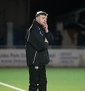 Paul Hegarty - Montrose v Queens Park - SPFL Division 2 at Links Park<br /> <br />  - © David Young - www.davidyoungphoto.co.uk - email: davidyoungphoto@gmail.com