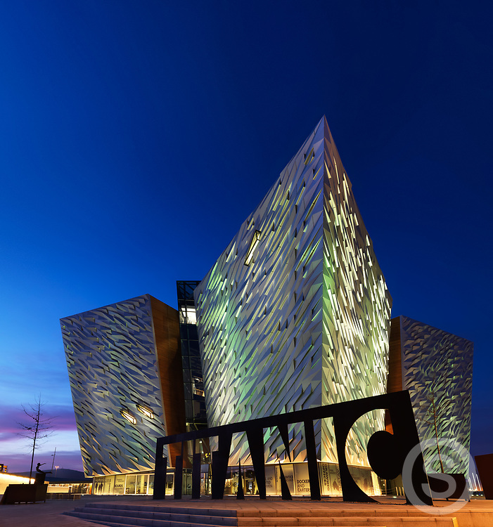 Photographer: Chris Hill, Titanic Belfast