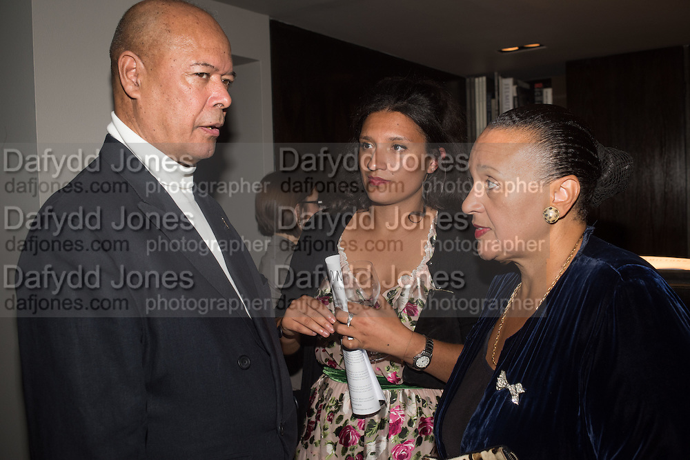 Miichael Roberts; Delilah Khomo; Ninivah Khomo, Don McCullin: Eighty. Hamiltons, Carlos Place, London. 24 September 2015.