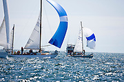 Racing the Figawi regatta