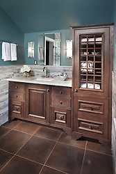 Master Bathroom Clothes closet dressing room