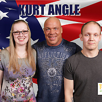 KURT ANGLE (KING POWER)