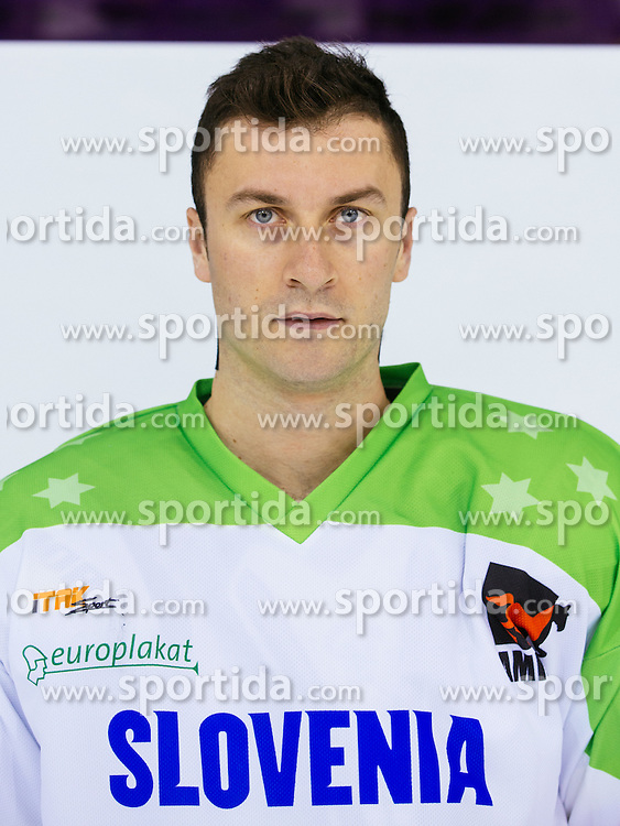 Sabahudin Kovacevic at official photoshooting of Team Slovenia, on April 27, 2015 at Hala Tivoli, Ljubljana. Photo by Matic Klansek Velej / Sportida.