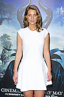 Olivia Newman-Young, Celebrity Screening of Maleficent, Odeon Leicester Square, London UK, 25 May 2014, Photo by Brett D. Cove