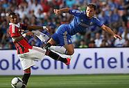 Chelsea v AC Milan 280712