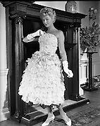 Raymond Kenna fashion, Shelbourne Hotel.16/07/1958