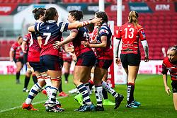 - Rogan/JMP - 22/09/2018 - RUGBY UNION - Ashton Gate Stadium - Bristol, England - Bristol Bears Women v Gloucester Hartpury - Tyrells Premier 15s.