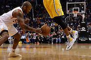 NBA: Indiana Pacers at Phoenix Suns//20160119