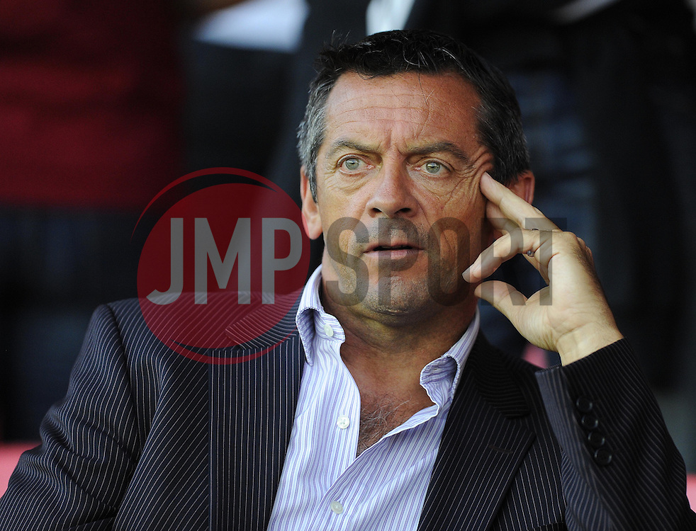 Southend United Manager Phil Brown  - Photo mandatory by-line: Joe Meredith/JMP - Tel: Mobile: 07966 386802 04/09/2013 - SPORT - FOOTBALL -  Ashton Gate - Bristol - Bristol City V Bristol Rovers - Johnstone Paint Trophy - First Round - Bristol Derby