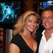 NLD/Noordwijk/20070831 - VIP avond Jackie Summer Fair 2007, Rene van Dam en partner Martine Rustveld