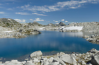 Upper Marriott Lake, Marriott Basin Coast Mountains British Columbia